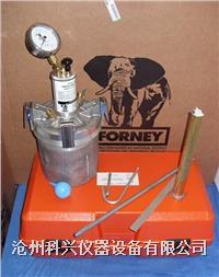 美国直读式砼含气量测定仪 LA-316